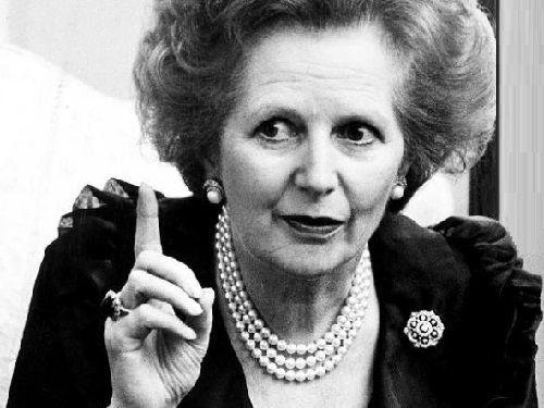Edexcel A Level Britain Transformed 1918-97 Thatcher Depth Study