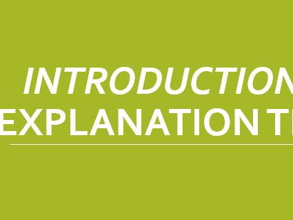 Introduction to explanation texts - PowerPoint Presentation - KS2