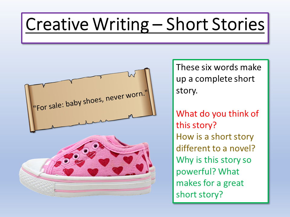 Creative Writing Introduction