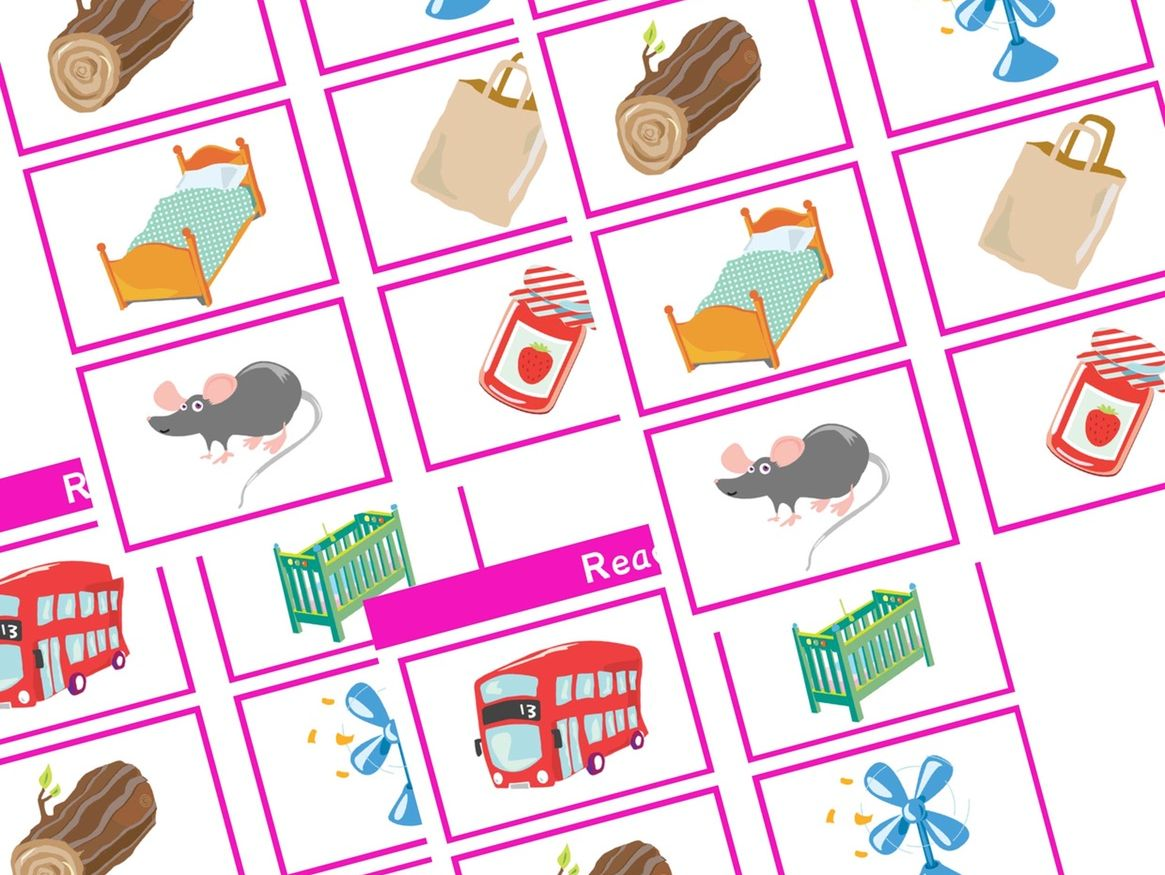 Phonics Flashcard Bundle | EYFS Early Reader Resources