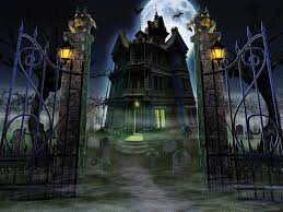 KS3 Drama scheme based on the idea of a class visit to a haunted house.