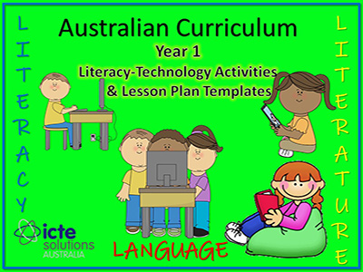 Year 1 Literacy Lesson Plan (Bundle)