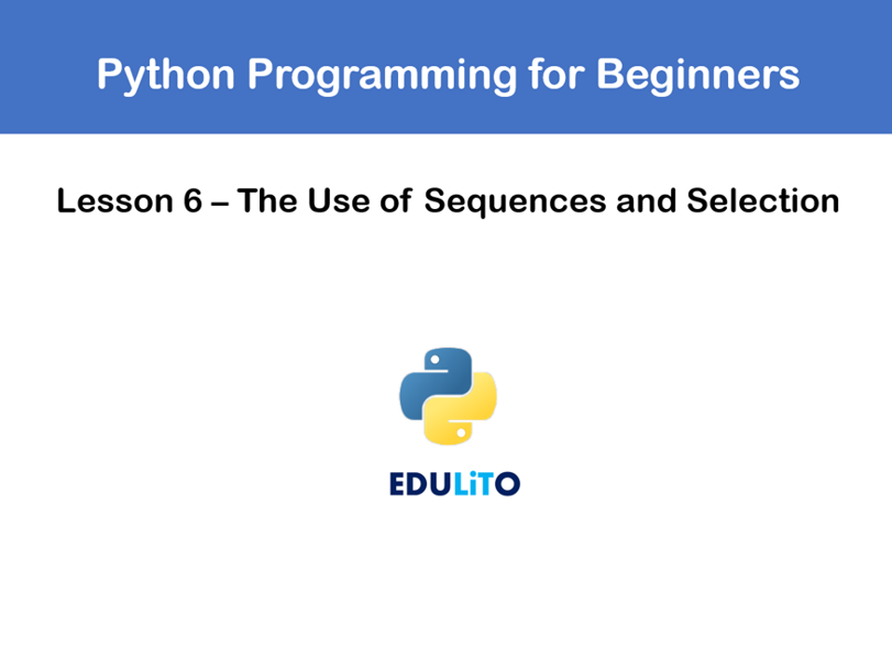 Python Video Tutorials #9 - Using 2D Arrays (Lists) by edulitolearn