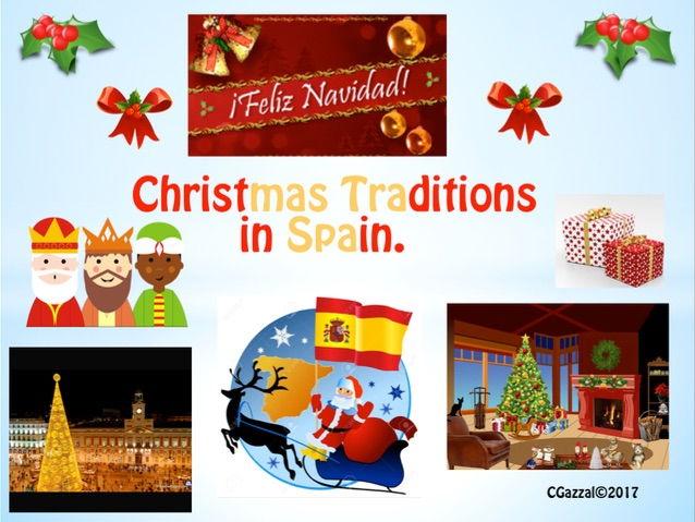 Spain Christmas Traditions.Spanish Christmas Traditions