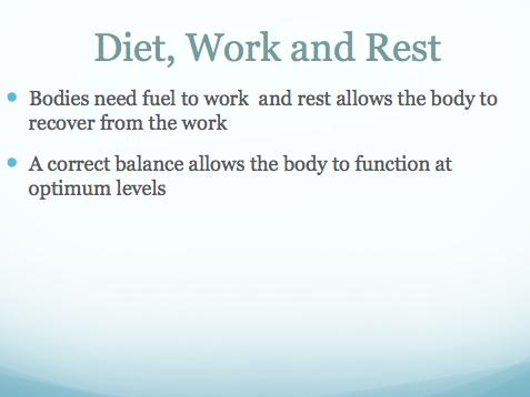 4 x Diet PowerPoints. 3 x Diet Worksheets (GCSE P.E)