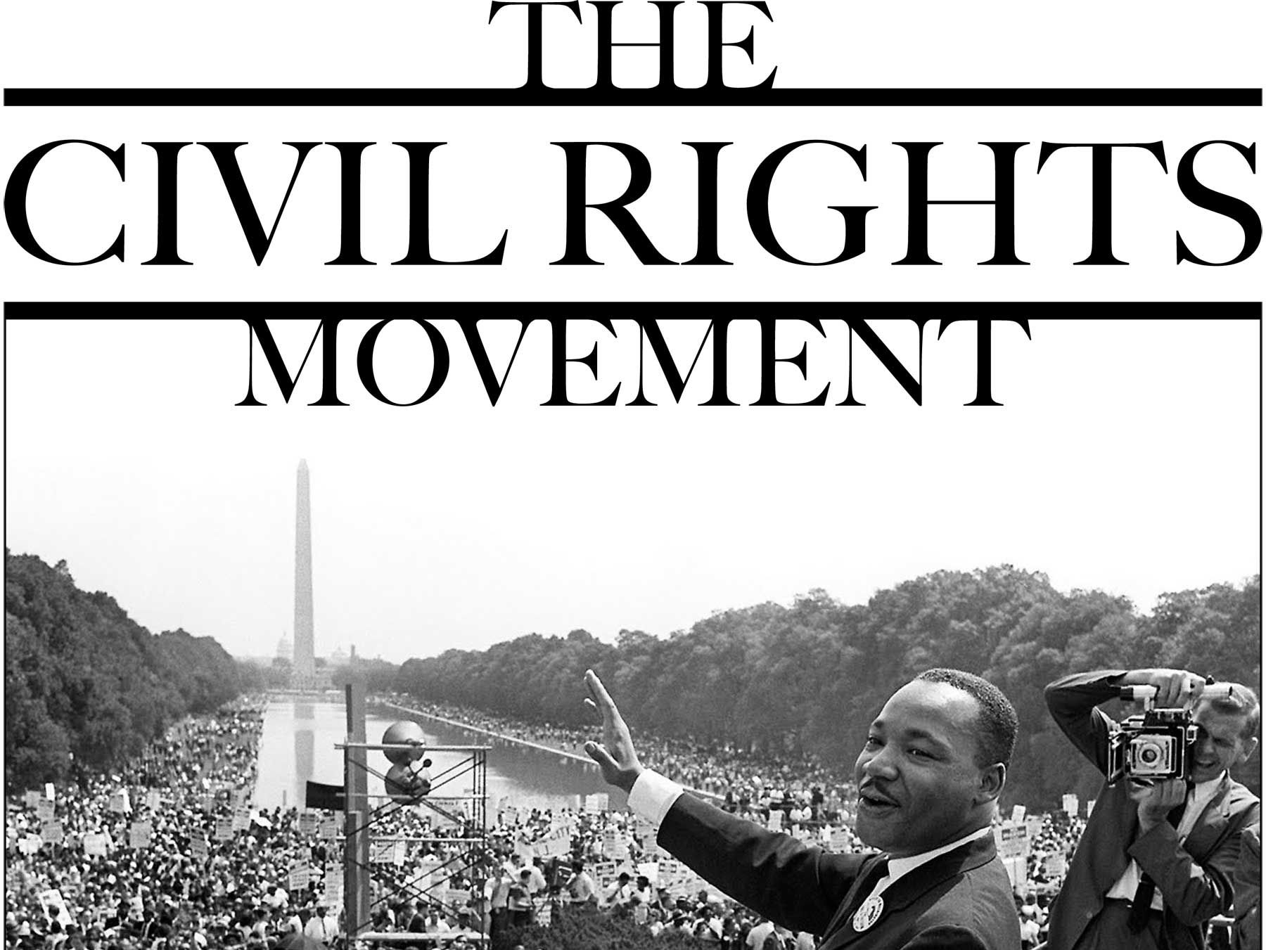 American Civil Rights. 18 Lessons.