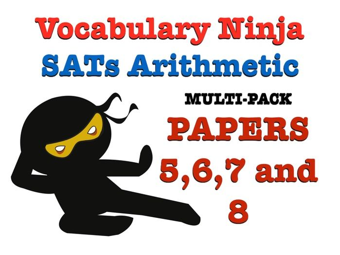 KS2 SATs Arithmetic Multi-Pack