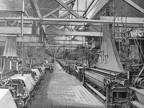 Market Place Activity: Textile Industry 1750 - 1900