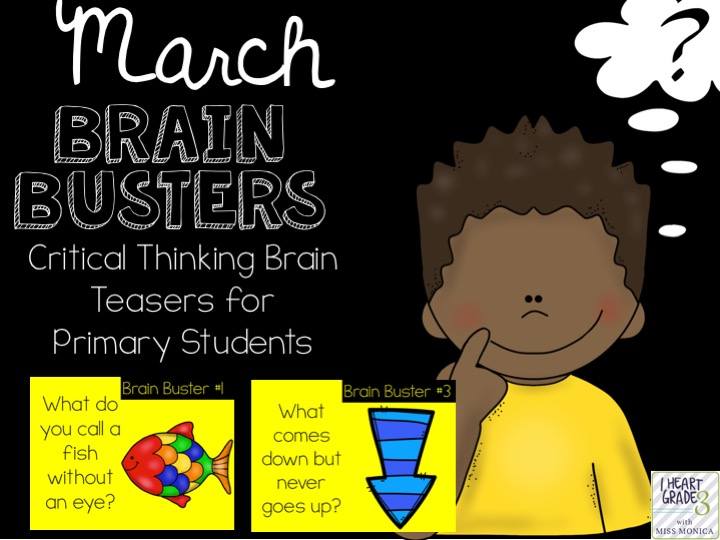 March Brain Busters
