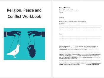 Religion, peace and conflict workbook