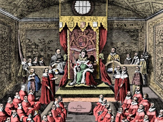 *Updated* Parliament in Elizabethan England