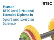L3 BTEC Sport Exercise Science Unit 2 Functional Anatomy LA D D1