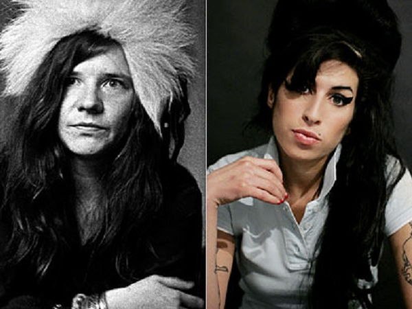 Paper 2 Question 3 AQA English Language spec 8700 - Amy Winehouse and Janis Joplin