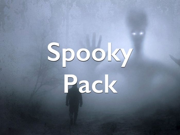 Picture Processor - Spooky Pack