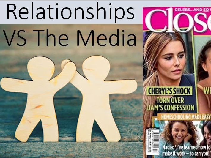 RSE - Relationships in the Eyes of the Media and Advertising