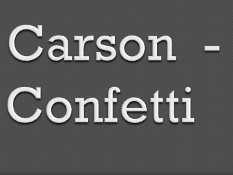Ciaran Carson - Belfast Confetti Lesson