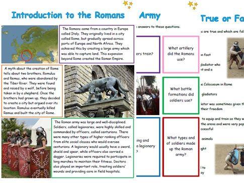 Roman Resources