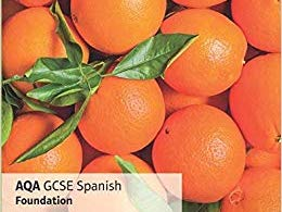 45 AQA Viva GCSE Year 10 Spanish Lessons - £2