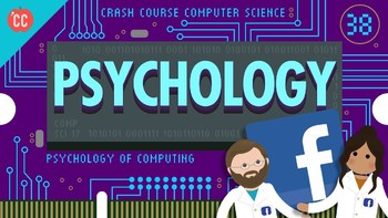 Crash Course Computer Science #38 Psychology of Computing Q & A-Key