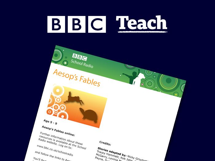 KS1 and KS2 English - Aesop's Fables