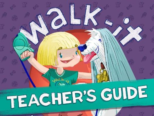 Clever Tykes enterprise education pack: Walk-it Willow walkthrough and lessons KS2