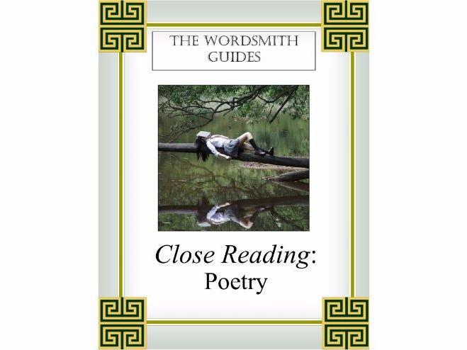 Close Reading: Poetry Study Unit, Teaching Copy