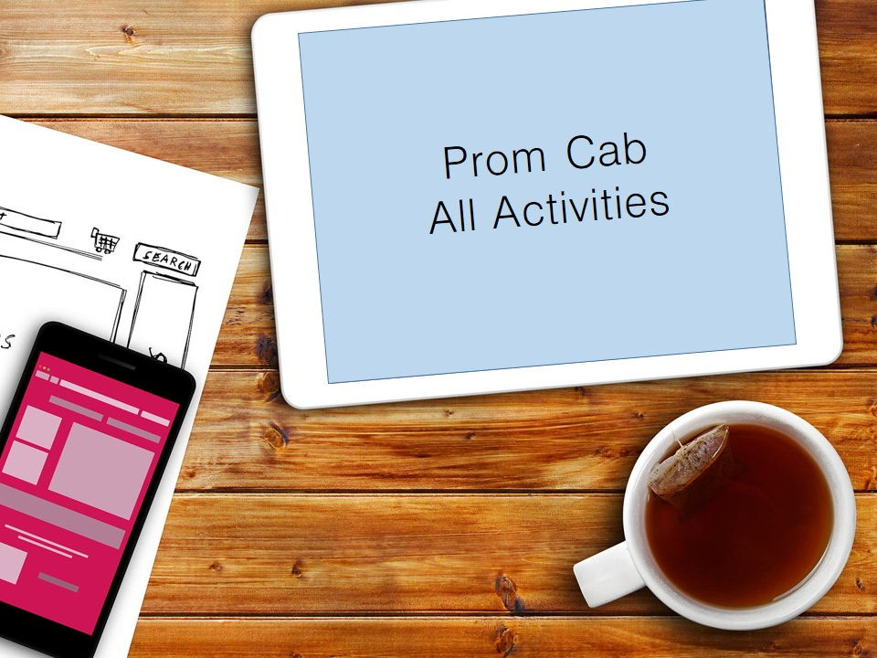Prom CAB - Video Guides - GCSE Edexcel ICT