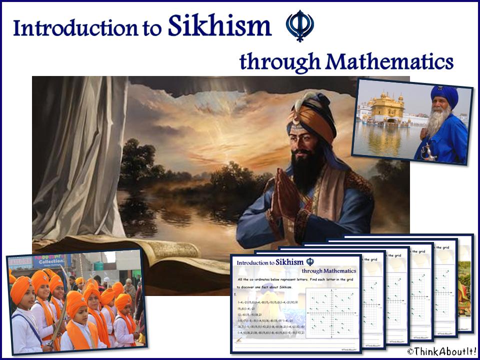 Introduction to Sikhism through Mathematics