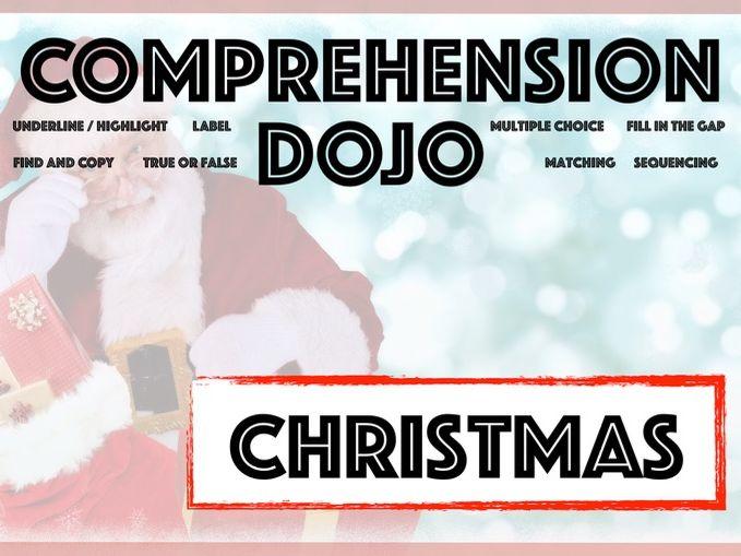 Christmas - Comprehension Dojo
