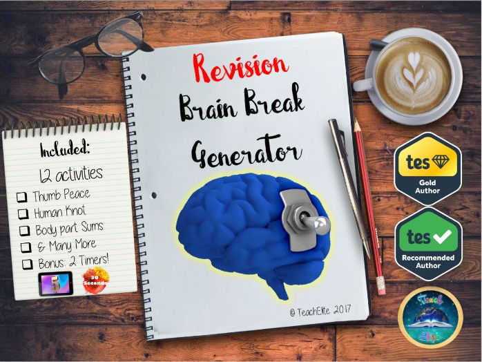 Revision: Revision Brain Breaks