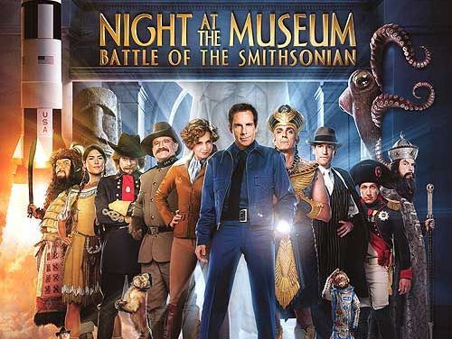 Night at the Museum 2 Free Resources