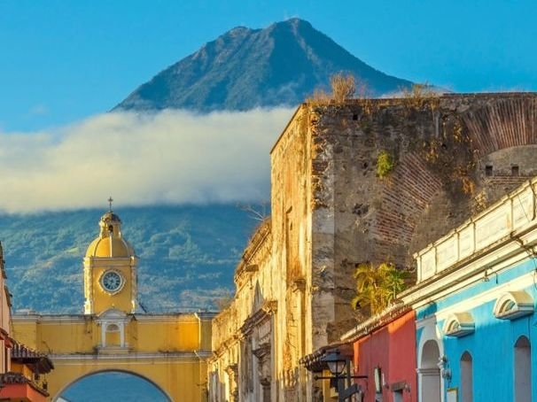 Why do people live near volcanoes?