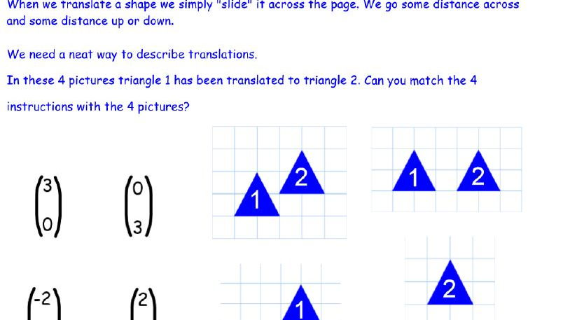 Vector Notation Starter
