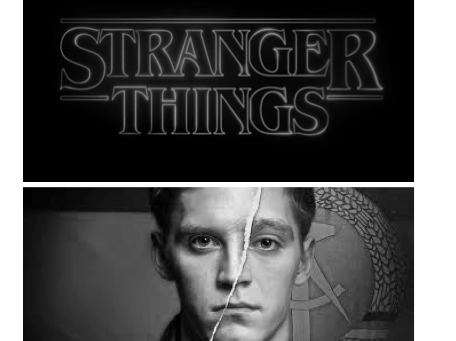 Stranger Things & Deutschland 83 Study Booklets