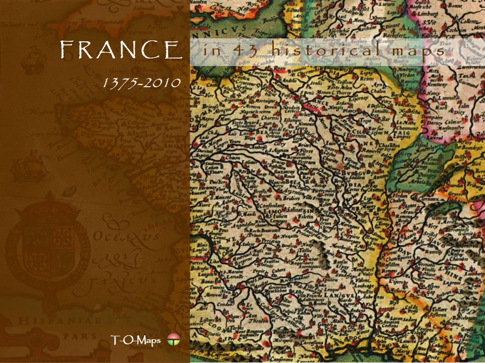 Historical e-Atlas France