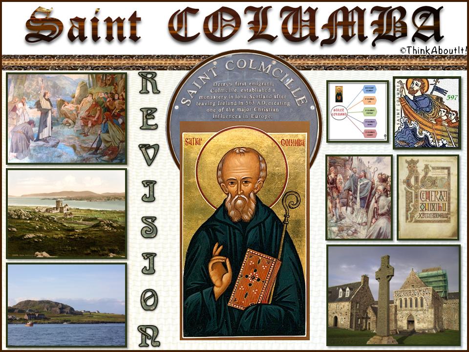 St. Columba - revision