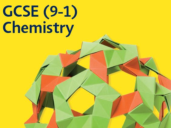 Edexcel GCSE (9-1) Chemistry full course revision placemats