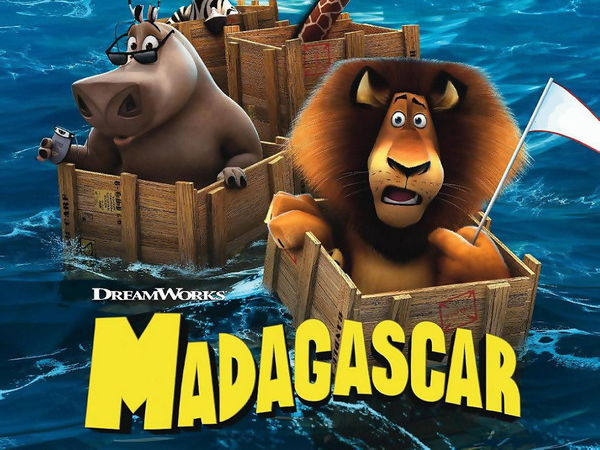 **Story Opening Planning linked to MADAGASCAR (Dreamworks Animated Film)**