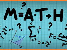 Selection of Number, Shape,  Data and Algebra topics