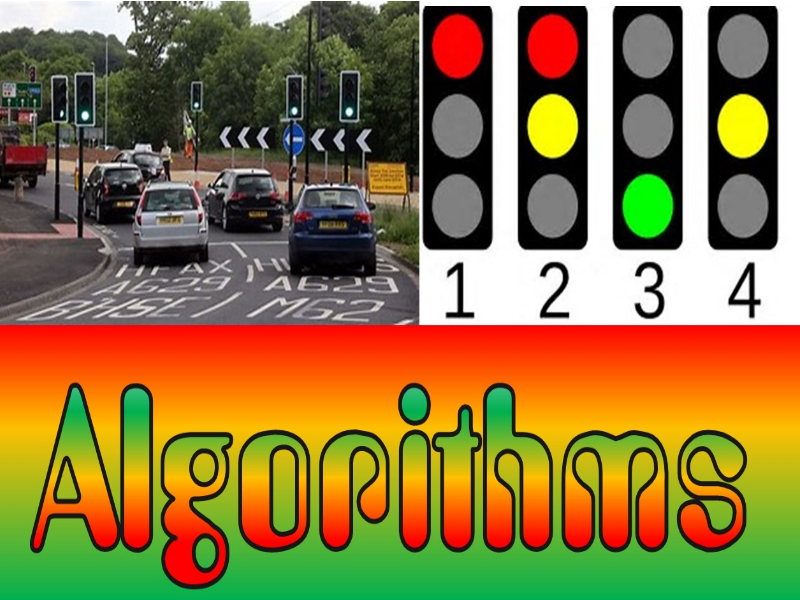 OUTSTANDING Algorithms Lesson using Scratch and various