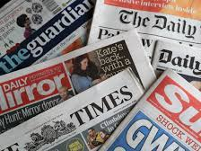 Newspapers - Eduqas A Level Media (2 years)