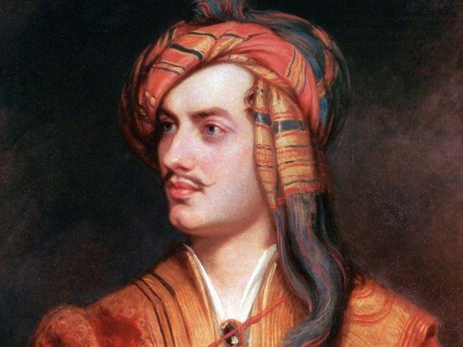 Lines Inscribed Upon a Skull Byron poem
