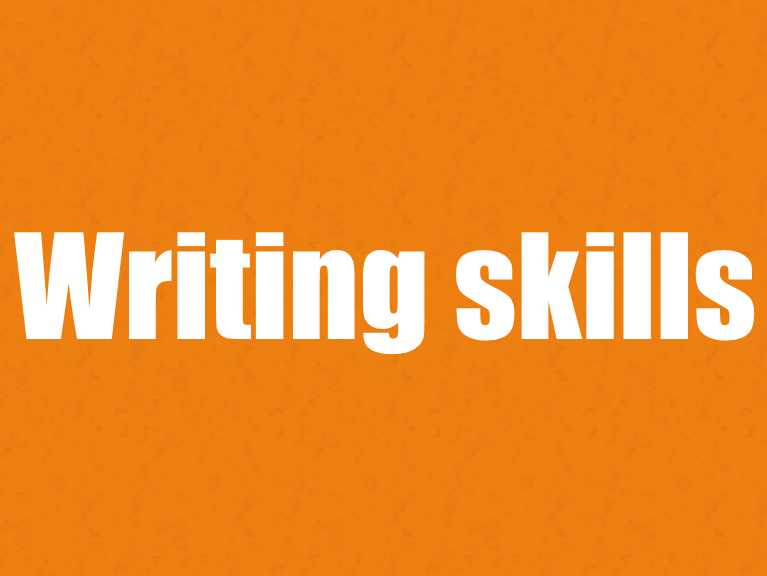 Writing skills bundle