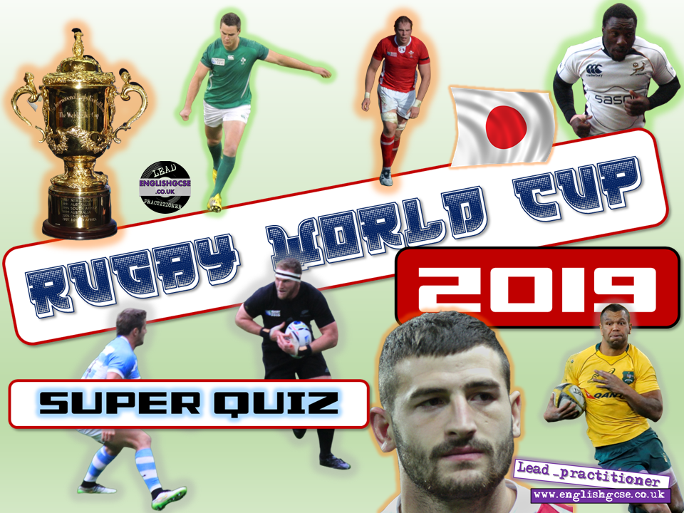 Rugby World Cup 2019 Quiz
