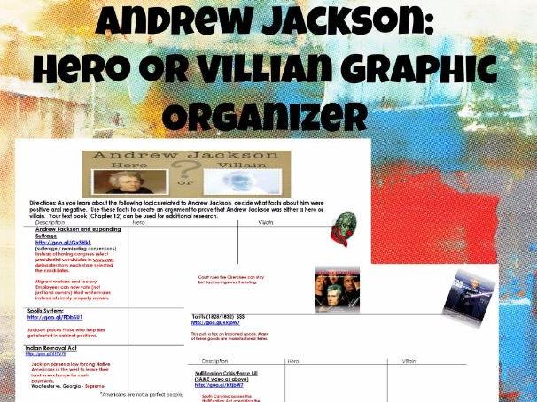 jackson hero or villain
