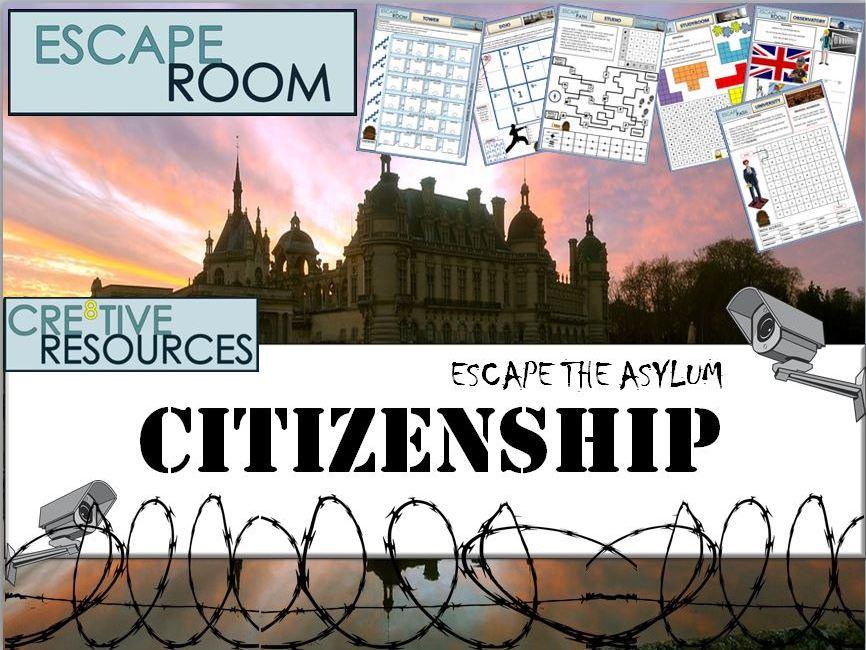 Citizenship - Escape Room