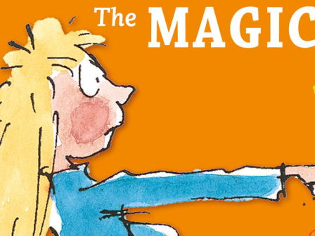 The Magic Finger 2 week Literacy Plan KS1 / KS2