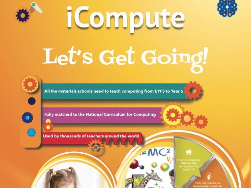 Primary Computing Lesson Plans and Resources - iCompute - Let's Get Going!
