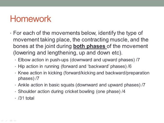Synovial Joints Worksheet by davidharmer - Teaching Resources - Tes
