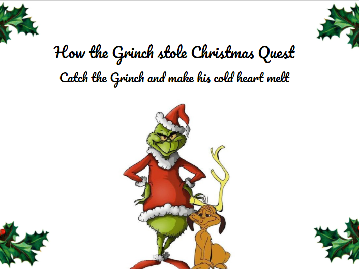 How the Grinch Stole Christmas Quest